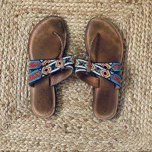 Women's Altar'd State Beaded Sandals